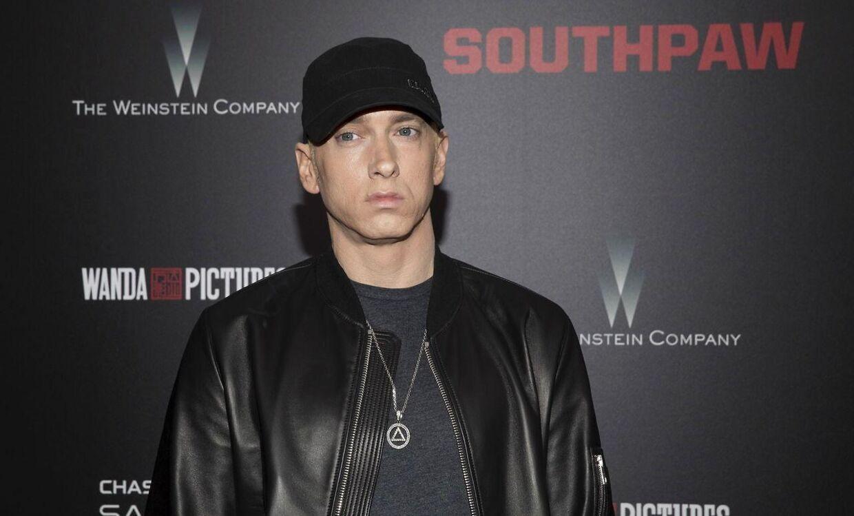 Rapperen Eminem har ni succesfulde solo-albums på bagen. Han har vundet en Oscar og 15 Grammy Awards. I 2014 blev han kåret som den mest streamede kunstner nogensinde af Spotify. Han har desuden over 10 milliarder visninger på sine musikvideoer på YouTube.