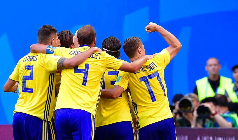 77a7f70b702 Efter VM-drama: Sverige er i VM-kvartfinalen   BT VM - www.bt.dk