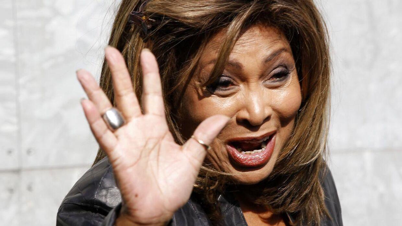 ARKIVFOTO af Tina Turner fra 2011.