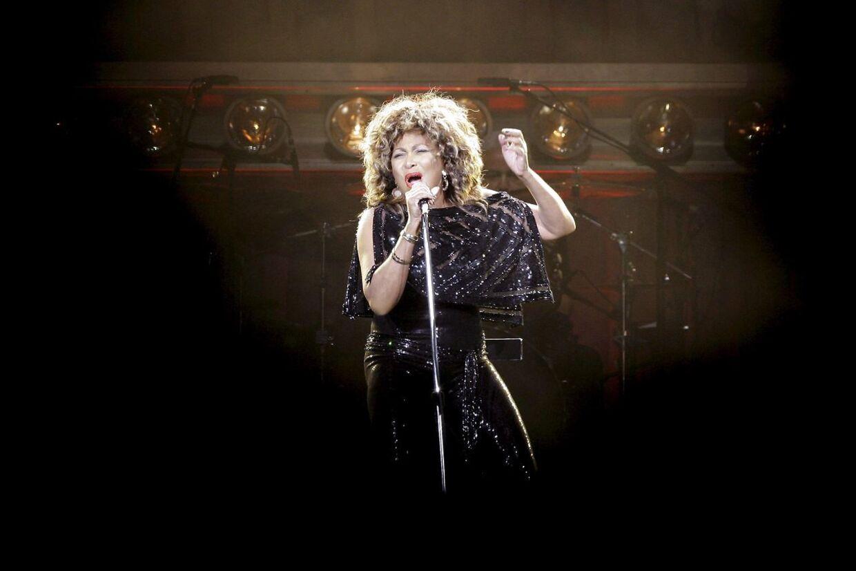 ARKIVFOTO af Tina Turner fra 2009.