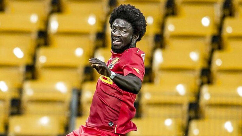 Ernest Asante skal ikke længere spille i Superligaen.
