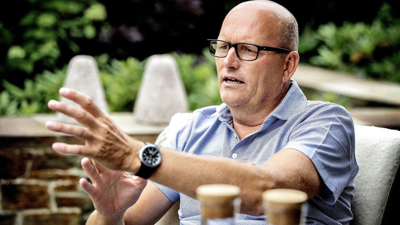 B.T. Sport mødte tirsdag Bjarne Riis i hjemme i Vejle.