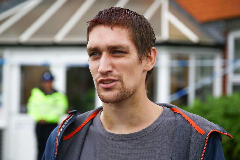 29-årige Sam Hobson så vennen Charlie Rowley blive ramt af nervegiften Novichok.