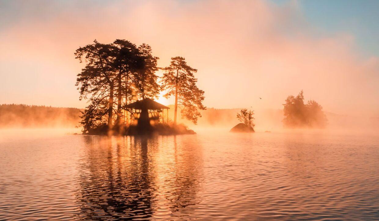Få timers kørsel fra København kan man opleve en verden af stilhed og smuk natur. Foto: Sarah Green