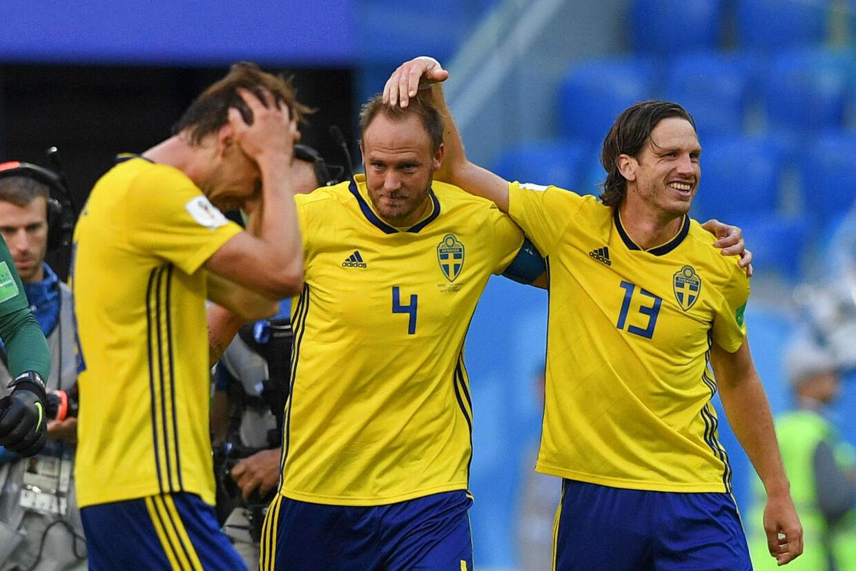 Andreas Granqvist med 4-tallet kan fejre mere end blot svensk VM-succes.
