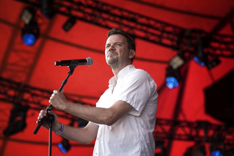 Peter Sommer koncert på Roskilde Festival lørdag den 7. juli 2018.