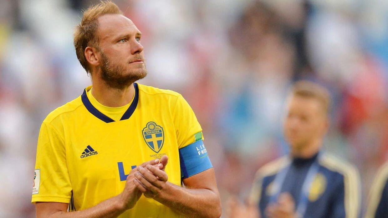 Andreas Granqvist og resten af det svenske mandskab er ude af VM.