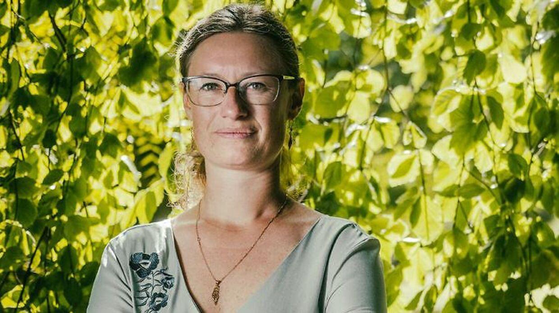 Teknik- og miljøborgmester Ninna Hedeager Olsen (EL) / foto: Scanpix