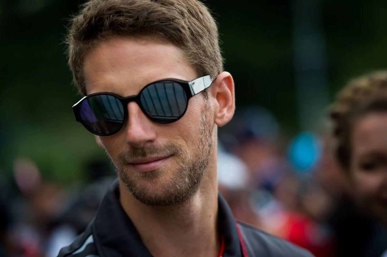 Romain Grosjean scorede sine første point i denne sæson i det seneste Formel 1-grandprix i Østrig.