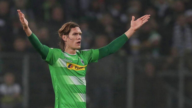 Jannik Vestergaard har været fast mand i Borussia Mönchengladbach siden sit skifte i 2016.