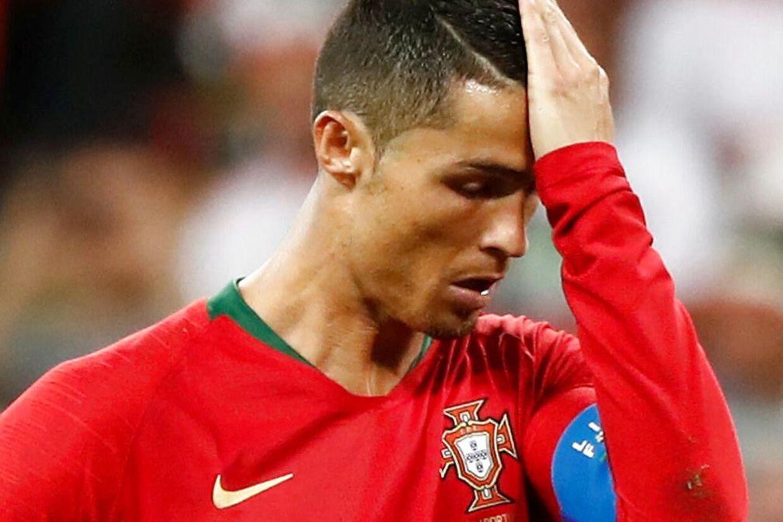 Cristiano Ronaldo og Portugal måtte forlade VM i ottendedelsfinalerne med et nederlag til Uruguay.