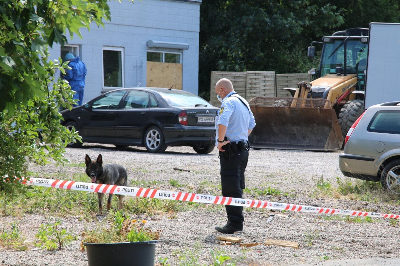 Efterforskere savner fortsat tip efter drabet på den 29-årige Nick Jørgensen i Mullerup søndag morgen. Mathias øgendal/arkiv/Ritzau Scanpix
