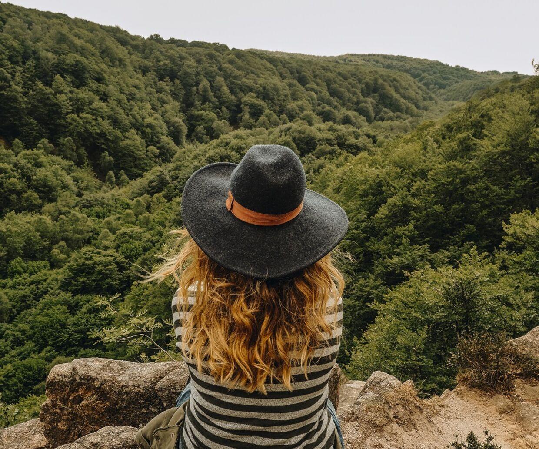 Naturen har en utrolig positiv effekt på vores sind og velbefindende. Mange søger netop ud i naturen, for at finde indre ro. Foto: Juila Cathrine This