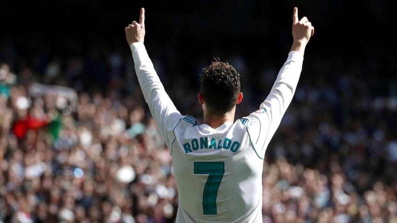 Cristiano Ronaldo skifter fra næste sæson Bernabeu ud med Allianz Stadium.