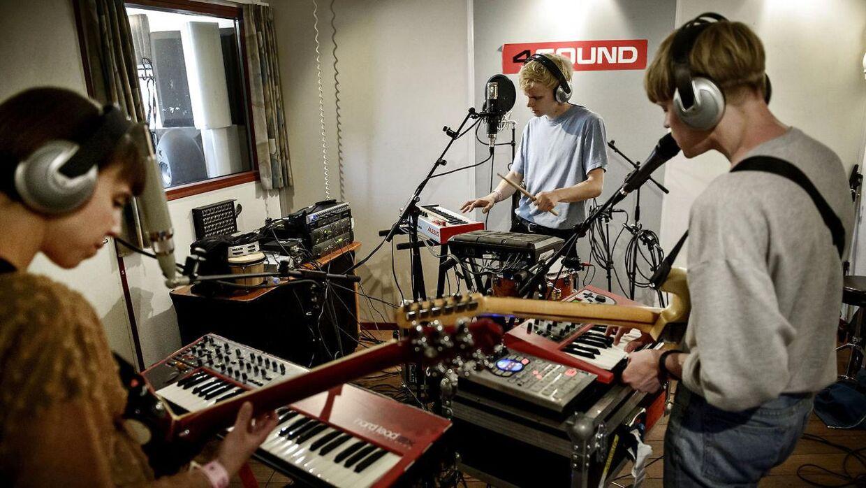 Arkivfoto. Music Retail Denmark A/S, der står bag musikkæden 4Sound, taber millioner af kroner.
