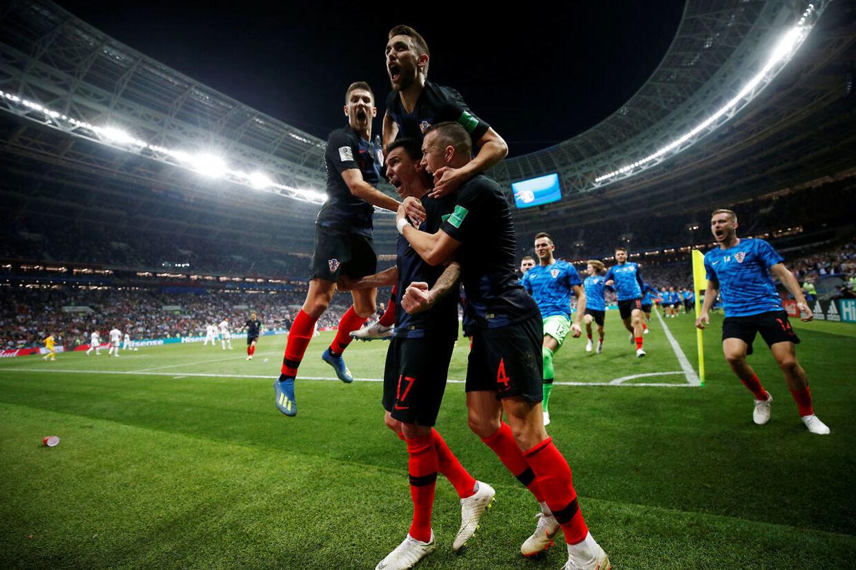Kroatien er klar til VM-finalen.