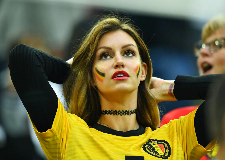 En belgisk fan.