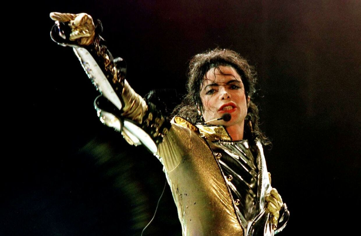 Michael Jackson hittede gennem flere årtier med sange som 'Billie Jean', 'Thriller' og 'The way you make me feel'.