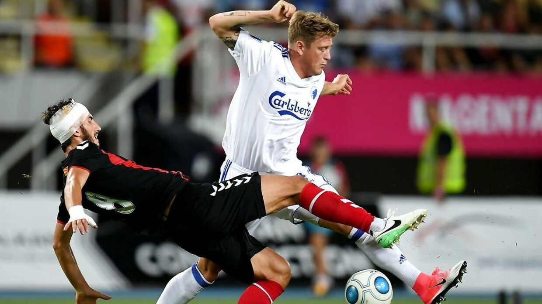 Nicolaj Thomsen er ude de næste par uger.