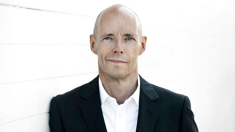 Henrik Clausen, chef i B&O, modtager en fordobling i bonus oveni sin nuværende millionløn. PR-foto: Lasse Bech Martinussen