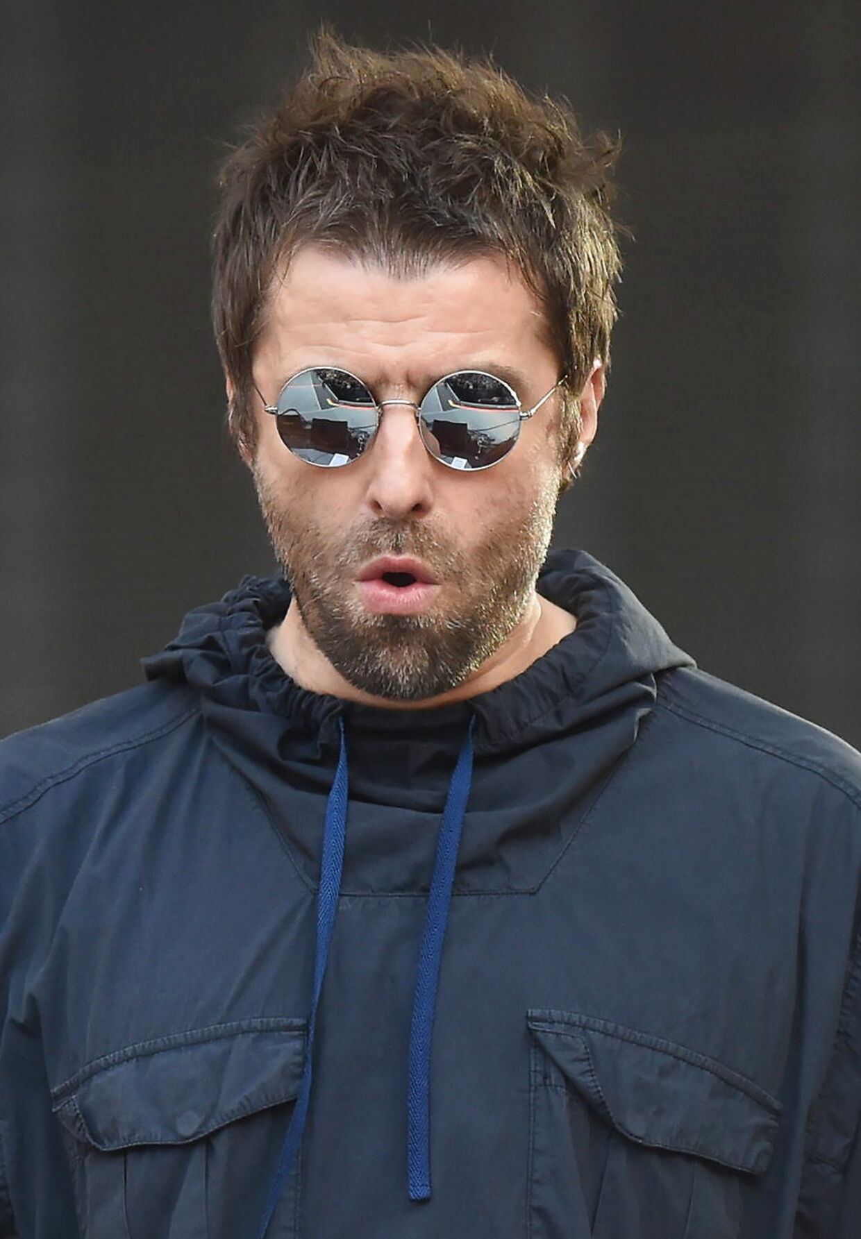 "Liam Gallagher optræder til The Rolling Stones ""No Filter""-tour på London Stadium i maj."