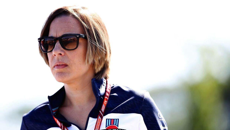 Jacques Villeneuve mener, at Claire Williams er ved at køre det stolte familie-team i sænk. (foto: Mark Thompson/Getty Images/AFP)