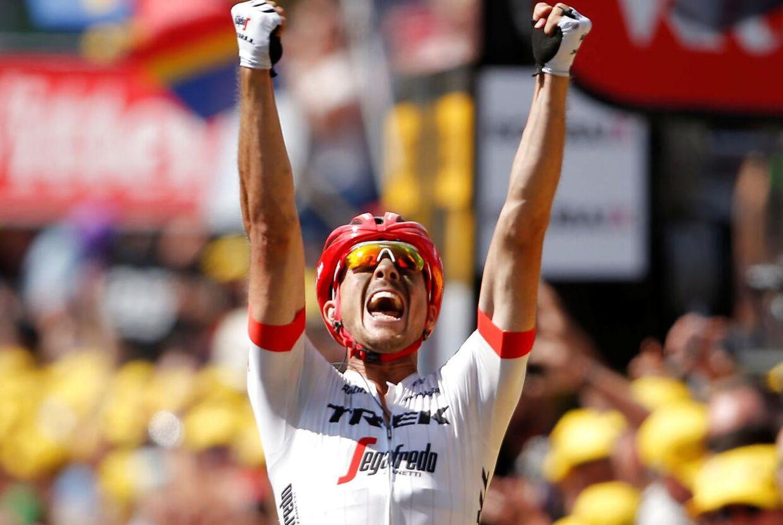 John Degenkolb snuppede sin første etapesejr i Tour de France.