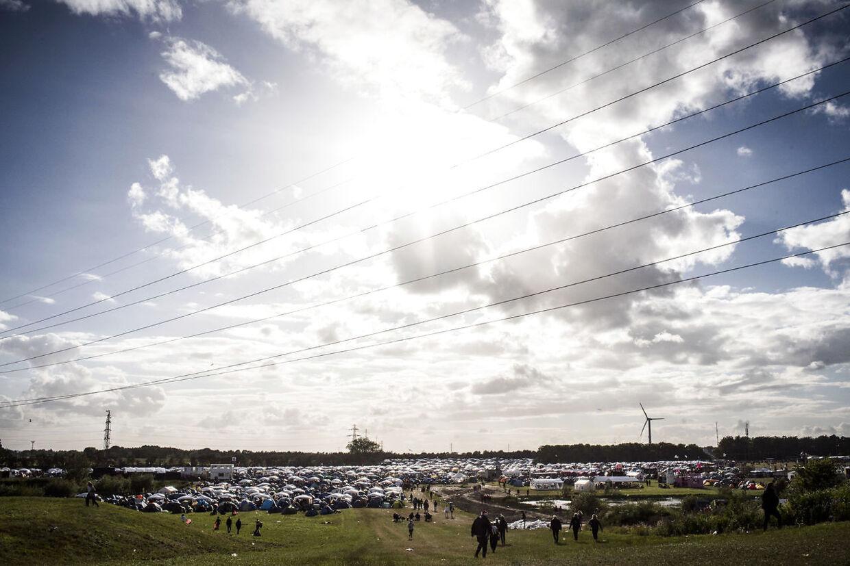 Roskilde Festival. Arkivfoto.