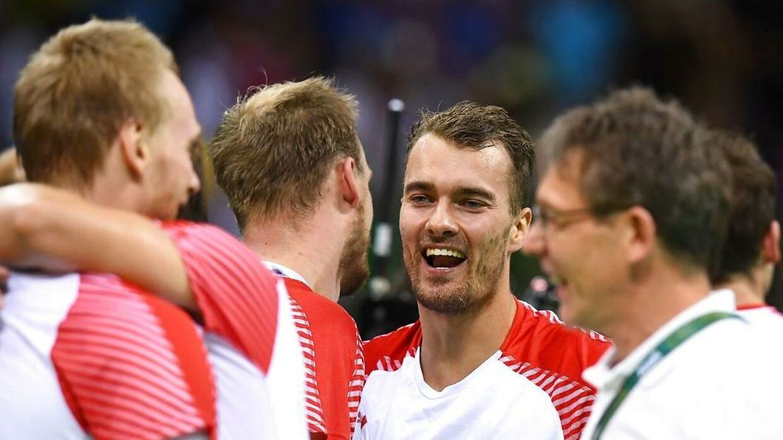 Casper U. Mortensens er skiftet til en af verdens bedste håndboldklubber.