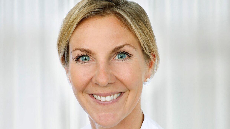 Cecelie Heegaard Brahe, læge og hovedforsker bag projektet, der har hjulpet gigtpatienter til at trappe ud af deres medicin.