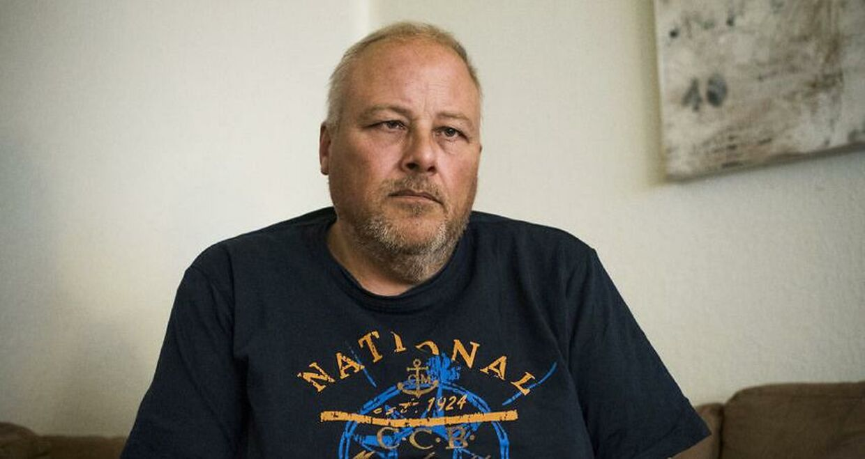 Kim Madsen, formand for foreningen Jobcentrets Ofre.