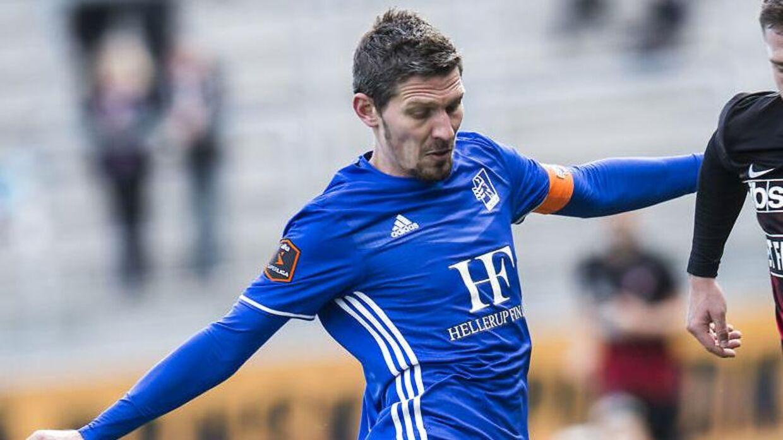 Mathias Tauber er efter næsten otte år i Lyngby færdig i klubben.