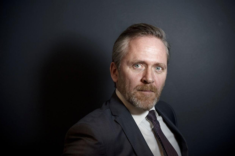 Udenrigsminister Anders Samuelsen (LA) er midtpunkt i en magtkamp om, hvordan regringen skal se ud efter næste valg