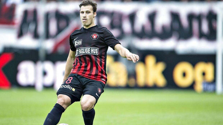 Erik Sviatchenko og resten af FC Midtjylland skal forsøge at spille sig i Champions League.