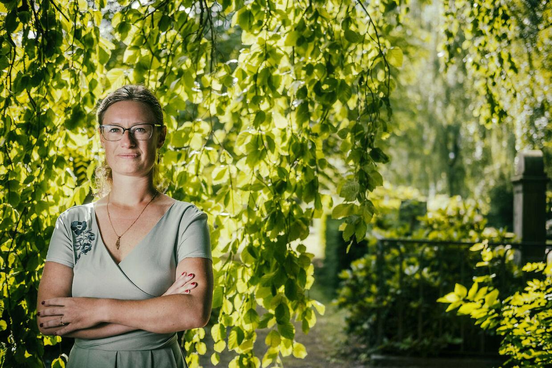 Ninna Hedeager Olsen (Enhedslisten), Københavns spidskandidat.