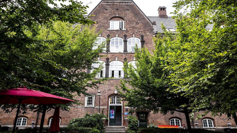 Plejehjemmet Slottet på Nørrebro ligger i 'De Gamles By'.