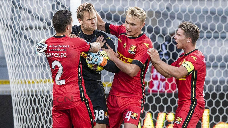 resultater fodbold danmark