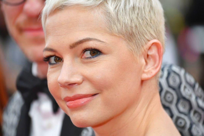 Michelle Williams. Billedet her er fra 18. maj 2017 fra filmfestivalen i Cannes.