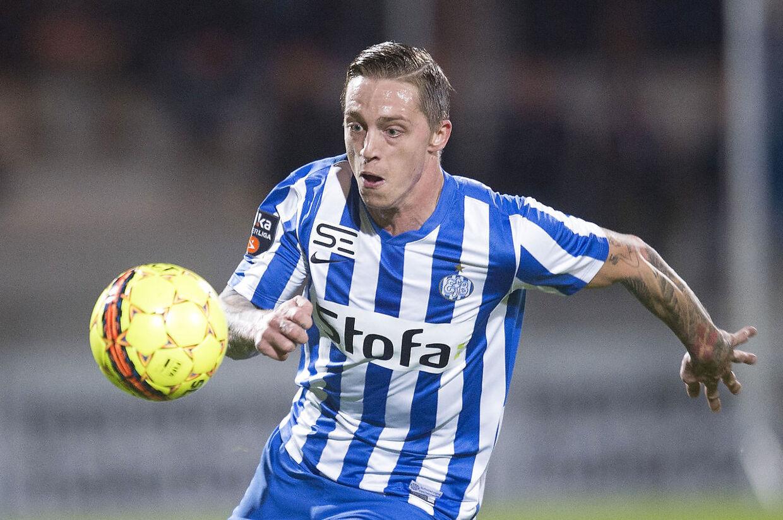 Superliga Fodbold 19.10.2015 - Blue Water Arena - Esbjerg FB - AAB - Nicki Bille (Esbjerg - 14)