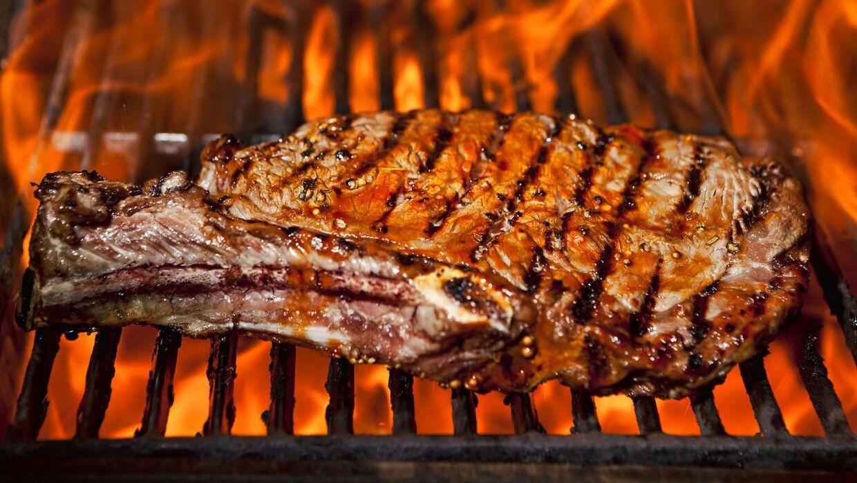 Kølerummet på Restaurant Flammen i Kolding var for varmt. Arkivfoto