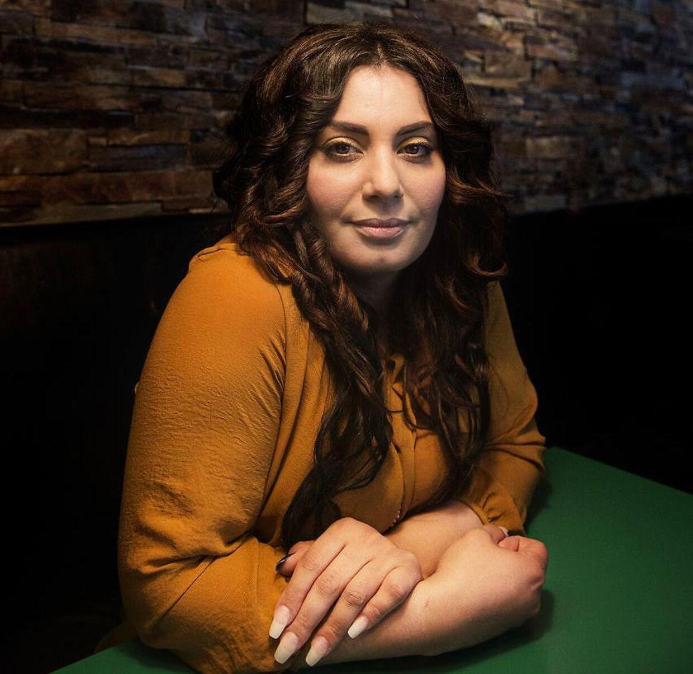Anahita Malakians stillede op til Folketingsvalget for Venstre i 2015.