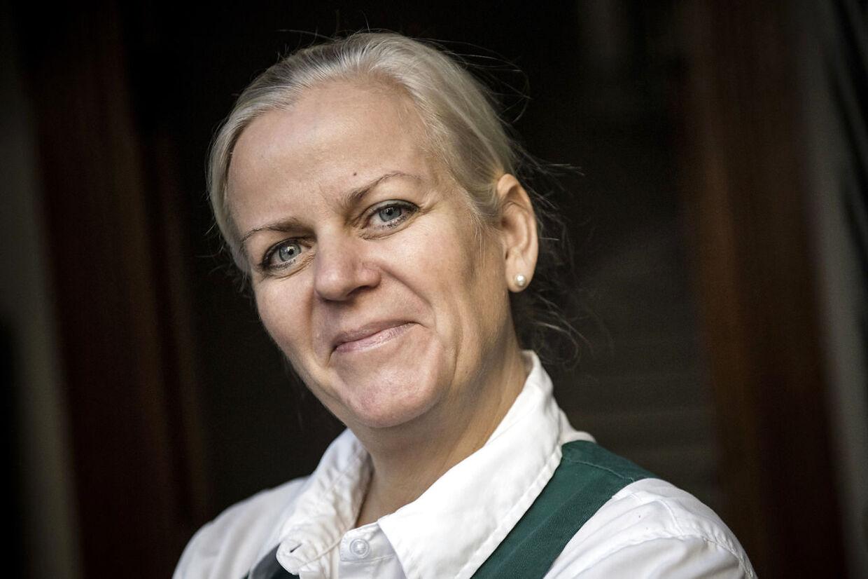 Marianne Stagetorn Kolos er indehaver af konditoriet La Glace.