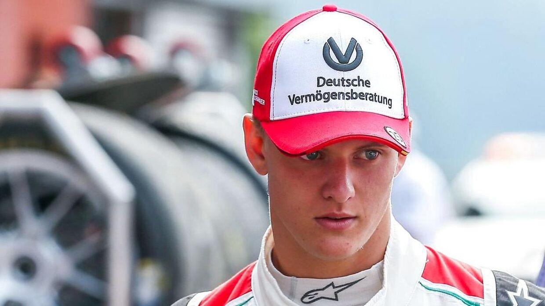 Mick Schumacher kører i den europæiske Formel 3.