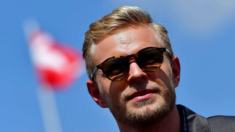 Kevin Magnussen kørte et tæt på fejlfrit løb, men er nu ikke længere blandt de ti mest formstærke Formel 1-kørere.