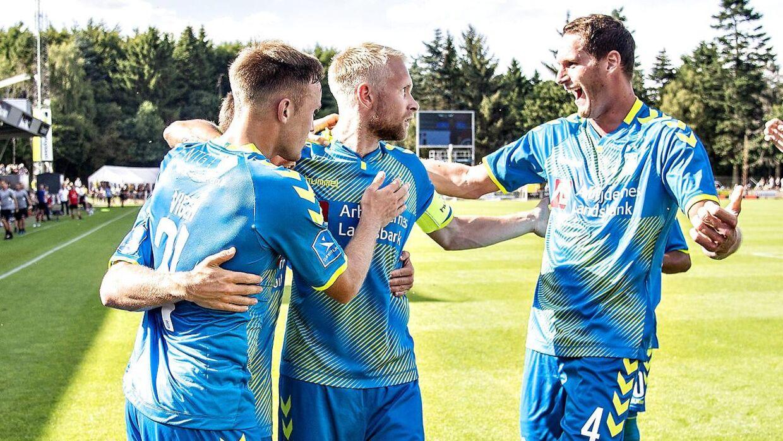 Brøndbys ungdomsafdeling nyder langtfra den samme succes som superliga-holdet.