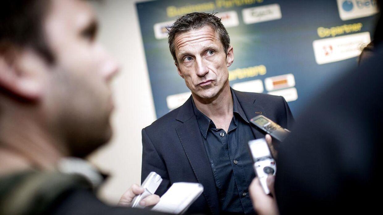 Sportsdirektør Troels Bech står over for en stor udfordring med Masterclass-projektet ifølge Aldo Petersen.