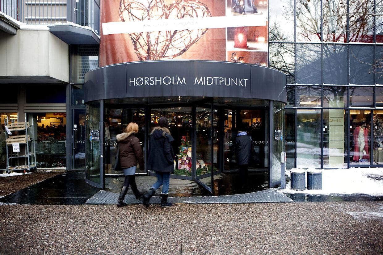 Hørsholm Midtpunkt i den nordsjællandske by Hørsholm cirka 25 kilometer nord for København.