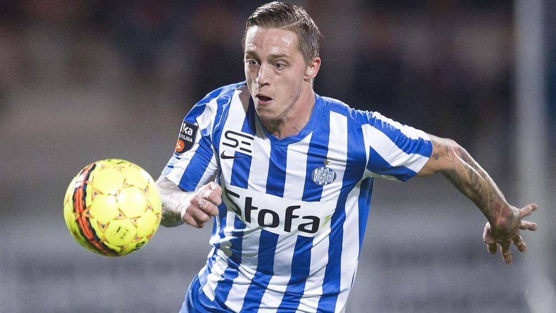 Nicki Bille har tidligere spillet for Esbjerg.