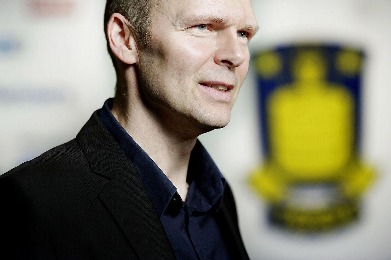 Ole Bjur er tidligere spilller og sportsdirektør i Brøndby. (Foto: LISELOTTE SABROE/Scanpix 2011)