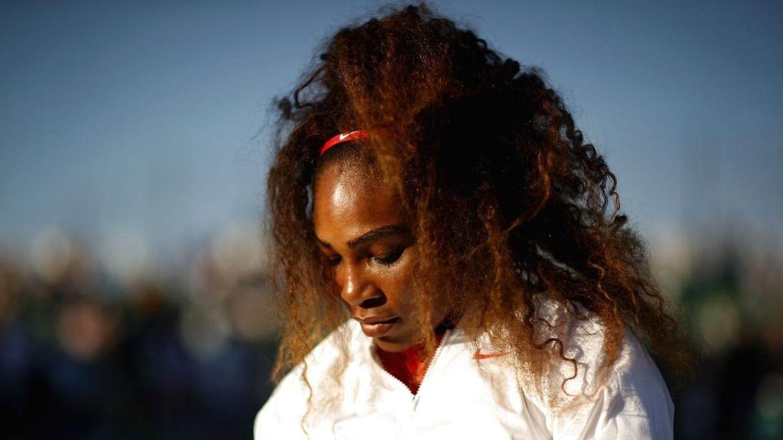 Serena Williams taler ud om depression. Ezra Shaw/Getty Images/AFP